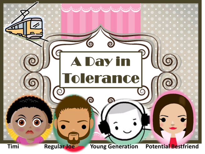 a day in tolerance