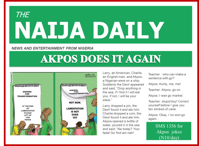Akpos does it again