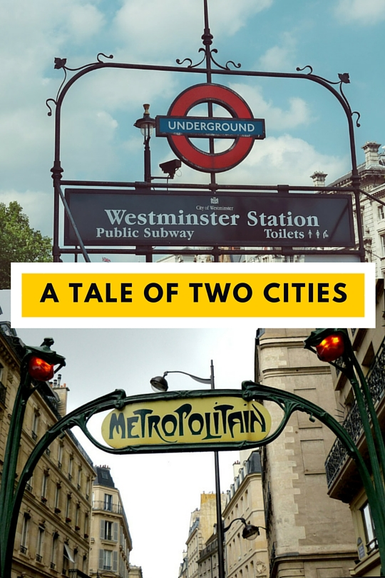 a tale of 2 cities